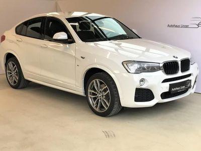 gebraucht BMW X4 xDrive 20d M-Sport Aut.