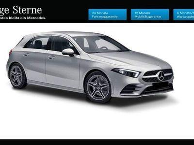 gebraucht Mercedes A200 Aut. *AMG-Line*LED*Keyless*
