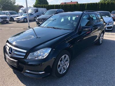 brugt Mercedes C180 CDI BlueEFFICIENCY T-Modell