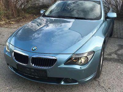 gebraucht BMW 630 6er-Reihe i Sportwagen / Coupé
