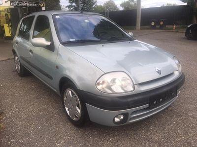 used Renault Clio RXE 1,9 dTi