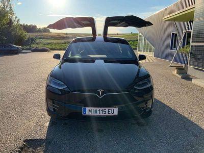 gebraucht Tesla Model X 75D SUV / Geländewagen