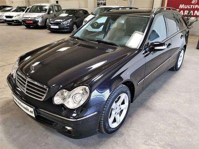 gebraucht Mercedes C280 C-KlasseT Avantgarde 4MATIC Aut. Designo Kombi / Family Van