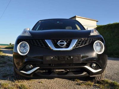 gebraucht Nissan Juke 1,5 dCi Tekna