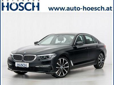 gebraucht BMW 520 d Aut. LP: 60.188.-€