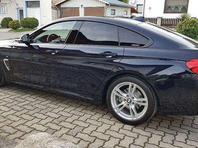 gebraucht BMW 418 Gran Coupé 4er-Reihe d M-Paket, Automatik Limousine