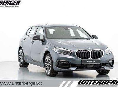 gebraucht BMW 118 1er-Reihe d Aut. Limousine