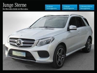 gebraucht Mercedes GLE350 d 4Matic Aut. Austria Edition