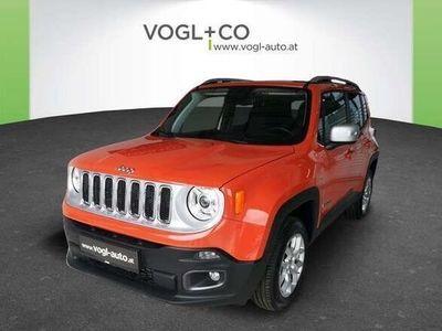 gebraucht Jeep Renegade Limited 2,0 Mulitjet II 140 AWD