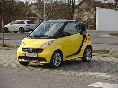 gebraucht Smart ForTwo Coupé mhd Cityflame Edition Klein-/ Kompaktwagen