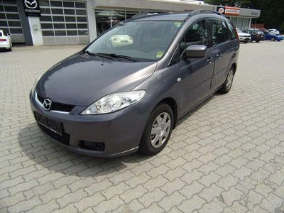 gebraucht Mazda 5 5CD110 TE Kombi / Family Van,