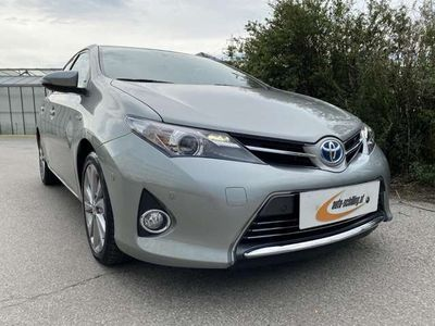 gebraucht Toyota Auris 1,8VVT-i Hybrid Lounge Servicebuch SR+WR Navi SHZG