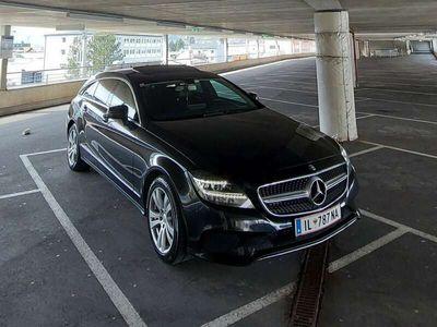 gebraucht Mercedes CLS250 Shooting Brake d 4MATIC Aut.