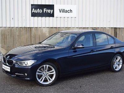 gebraucht BMW 330 3er-Reihe d Österreich-Paket Aut. Limousine