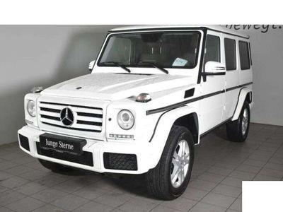 gebraucht Mercedes G500 G-Klasse4MATIC Aut. auch andere verfügbar SUV / Geländewagen
