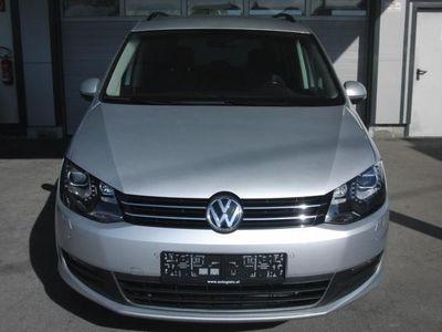 gebraucht VW Sharan Business BMT 2,0 TDI XENON,NAVI,ALU,PARKLENKASSIST