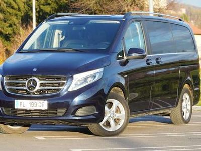 gebraucht Mercedes V250 d 4MATIC lang Avantgarde Aut.