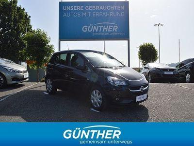 gebraucht Opel Corsa 1,4 Ecotec Österreich Edition Start/Stop ... Limousine,
