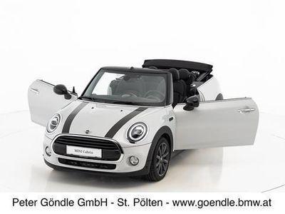 gebraucht Mini Cooper Cabriolet Cabrio Cabrio Aut. / Roadster