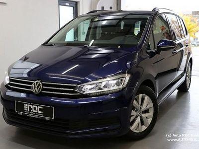 gebraucht VW Touran Comfortline 1,6 SCR TDI 7-Sitzer/LED/Navi/Standhe