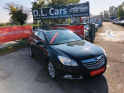 gebraucht Opel Insignia ST 2,0 Edition CDTI DPF *103 TKM *