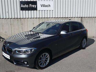 gebraucht BMW 118 1er-Reihe i Line Aut. Limousine