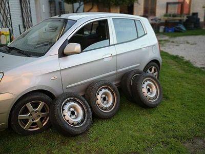 gebraucht Kia Picanto Klein-/ Kompaktwagen