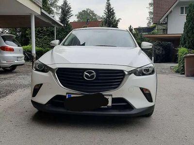 gebraucht Mazda CX-3 G120 Emotion