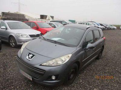 gebraucht Peugeot 207 1,4
