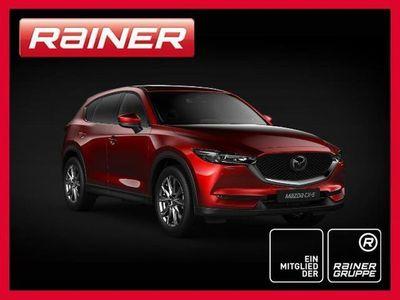 gebraucht Mazda CX-5 CD150 AWD AT Edition 100