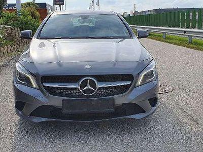 gebraucht Mercedes CLA220 CDI Aut.