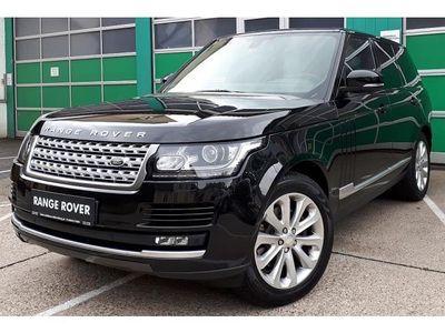 brugt Land Rover Range Rover 3,0 TDV6 HSE SUV / Geländewagen,