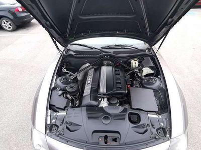 gebraucht BMW Z4 2,5 i Roadster + Hardtop Cabrio / Roadster