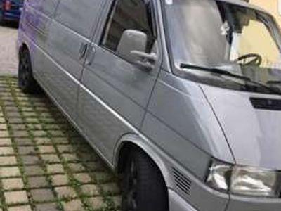 gebraucht VW T4 Kombi 3-0-0 HR 2,5 lg. TDI