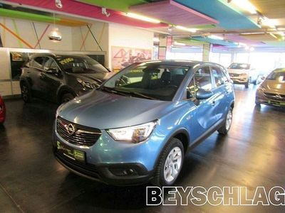 brugt Opel Crossland X 1,2 Turbo Direct Injection Edition St./St Aut.