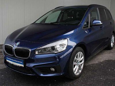 gebraucht BMW 220 Gran Tourer 2er-Reihe d xDrive Advantage Aut. AHK Spor... Kombi / Family Van