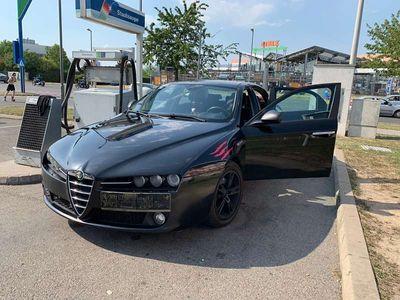 gebraucht Alfa Romeo 159 1.9 Automatik Limousine,
