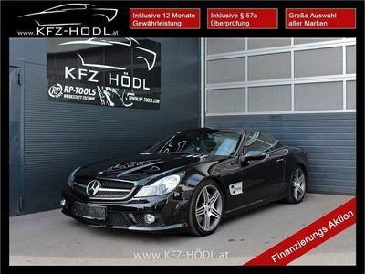gebraucht Mercedes SL63 AMG AMG Roadster Aut.