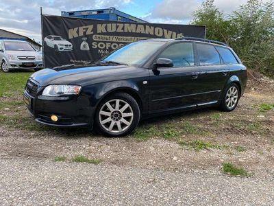 gebraucht Audi A4 Avant 2,0TDI DPF LeMans Edition Aut. *Sofortkredit
