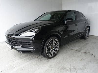 used Porsche Cayenne Coupe