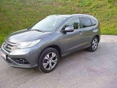 gebraucht Honda CR-V CR-V2,2iDTEC Executive SUV / Geländewagen,