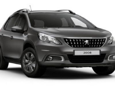 gebraucht Peugeot 2008 1,5 BlueHDi 100 Signature S&S 5Gang Manuell