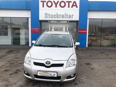 gebraucht Toyota Corolla Verso 2,2 D-4D 135DPF*neues Pickerl*