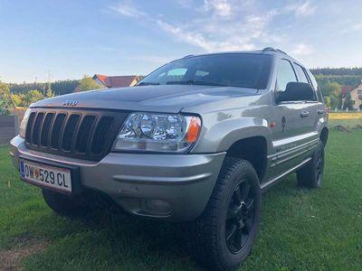 gebraucht Jeep Grand Cherokee 2,7CRD Limited SUV / Geländewagen