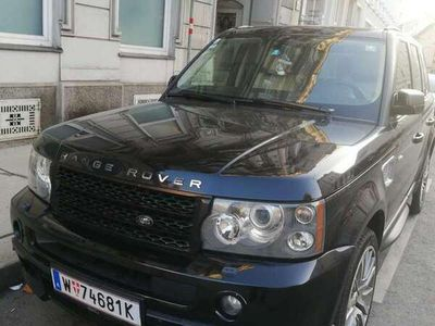 gebraucht Land Rover Range Rover Sport 3,6 TdV8 SE