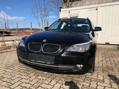gebraucht BMW 520 5er-Reihe d Touring Österreich-Paket Kombi / Family Van,