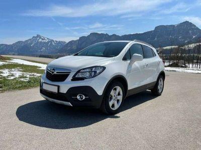 gebraucht Opel Mokka 1,7 CDTI Ecotec mit der Topausstattung Cosmo