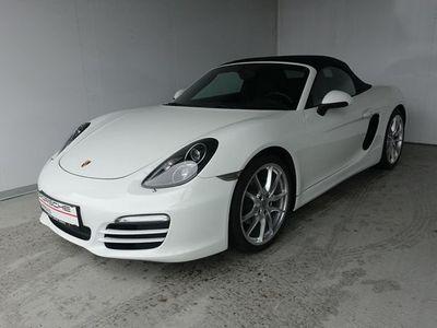 gebraucht Porsche Boxster 981
