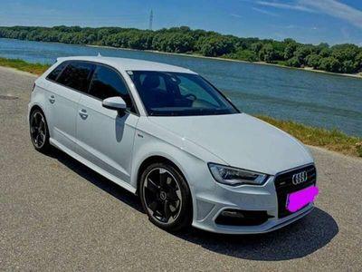 gebraucht Audi A3 Sport Quattro 2,0 TDI DPF