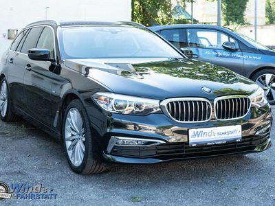 gebraucht BMW 530 d xDrive Luxury Line